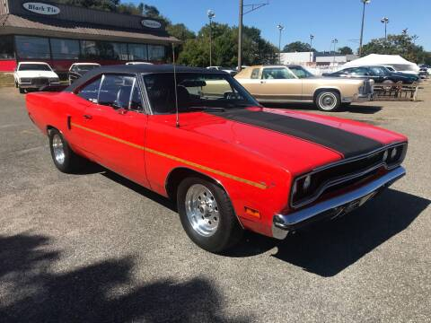 1970 Plymouth Roadrunner for sale at Black Tie Classics in Stratford NJ