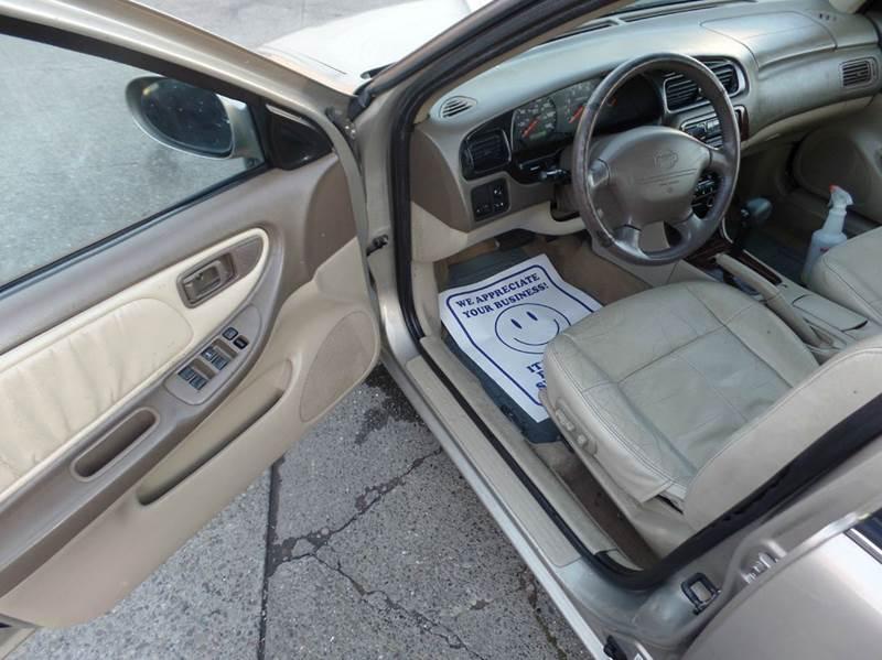 2001 Nissan Altima Gle 4dr Sedan In Centralia Wa Gold Key Motors