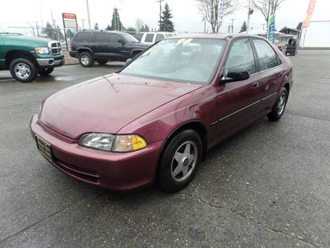 1994 Honda Civic for sale in Centralia, WA