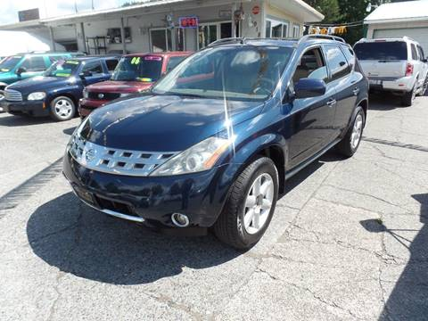2003 Nissan Murano for sale in Centralia, WA