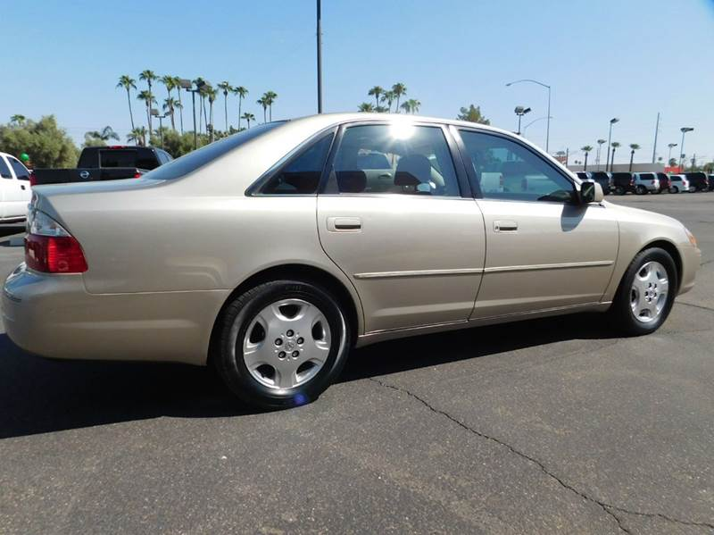Toyota Avalon XLS Dr Sedan WBucket Seats In Mesa AZ Ideal - 2004 avalon