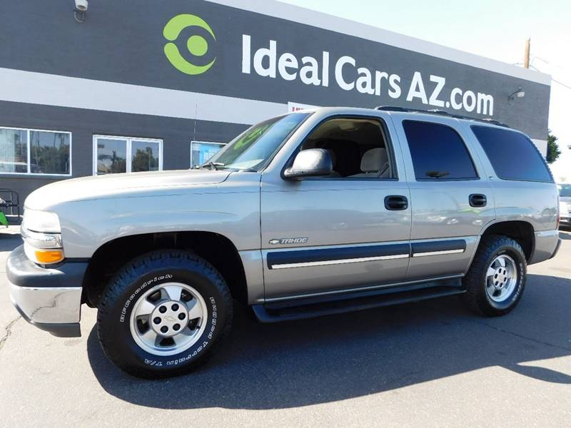 2002 Chevrolet Tahoe 4dr SUV In Mesa AZ - Ideal Cars