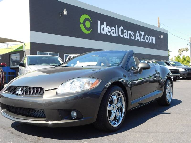 2012 Mitsubishi Eclipse Spyder GS Sport 2dr Convertible   Apache Junction AZ