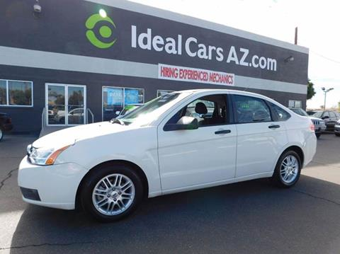 2009 Ford Focus Special $5,891