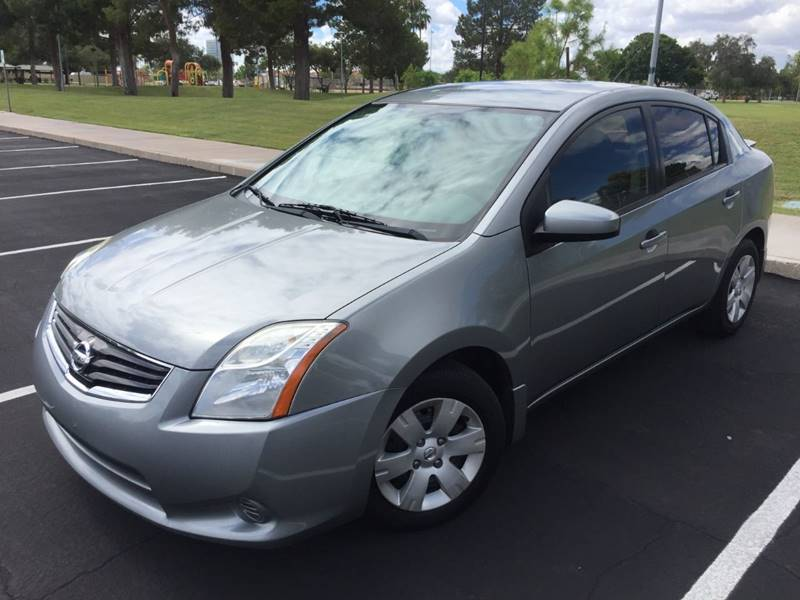 Beautiful 2012 Nissan Sentra 2.0 4dr Sedan CVT   Mesa AZ