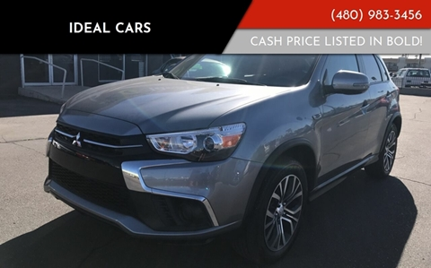 Mitsubishi Outlander Sport For Sale in Mesa, AZ - Ideal Cars