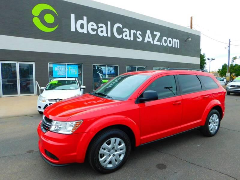 2015 Dodge Journey American Value Package 4dr Suv In Mesa Az Ideal