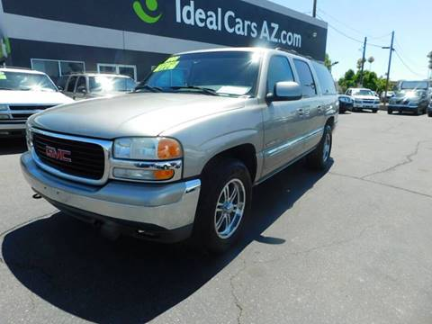 2001 GMC Yukon XL for sale in Mesa, AZ