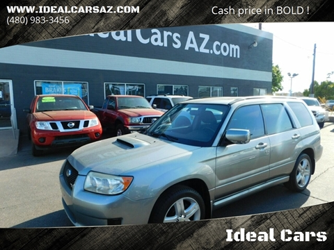 2007 Subaru Forester for sale in Mesa, AZ