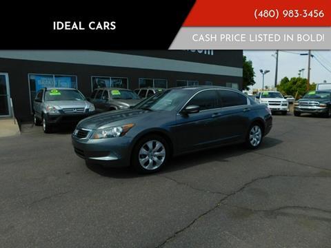 2009 Honda Accord for sale in Mesa, AZ