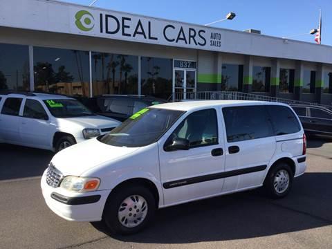 2000 Chevrolet Venture Value