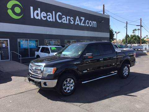 2013 Ford F-150 for sale in Mesa, AZ