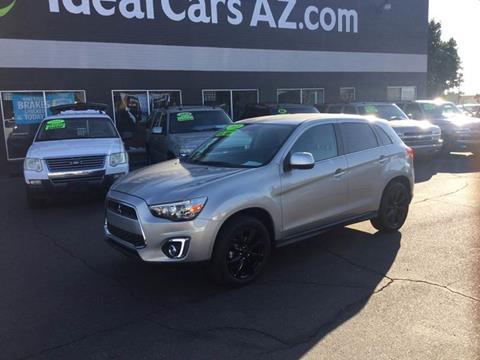 2015 Mitsubishi Outlander Sport for sale in Mesa, AZ