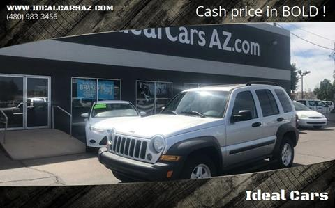2007 Jeep Liberty for sale in Apache Junction, AZ
