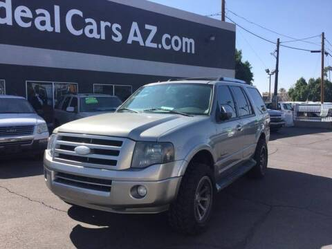2008 Ford Expedition for sale at Ideal Cars in Mesa AZ