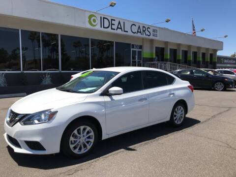 2018 Nissan Sentra for sale at Ideal Cars East Mesa in Mesa AZ