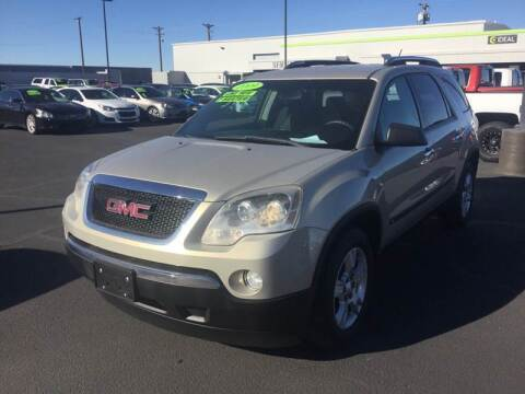 2009 GMC Acadia for sale at Ideal Cars in Mesa AZ