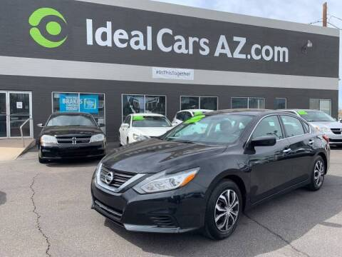 2017 Nissan Altima for sale at Ideal Cars East Mesa in Mesa AZ