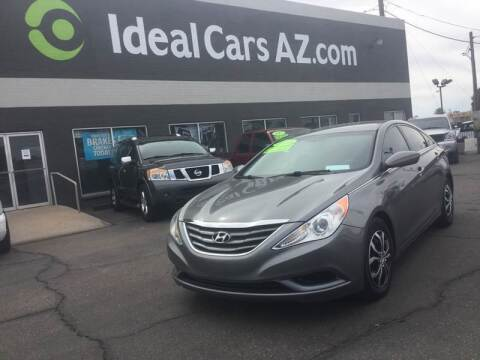2011 Hyundai Sonata for sale at Ideal Cars Apache Junction in Apache Junction AZ