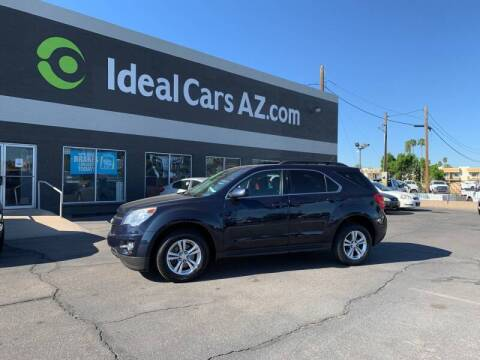 2015 Chevrolet Equinox for sale at Ideal Cars Apache Junction in Apache Junction AZ