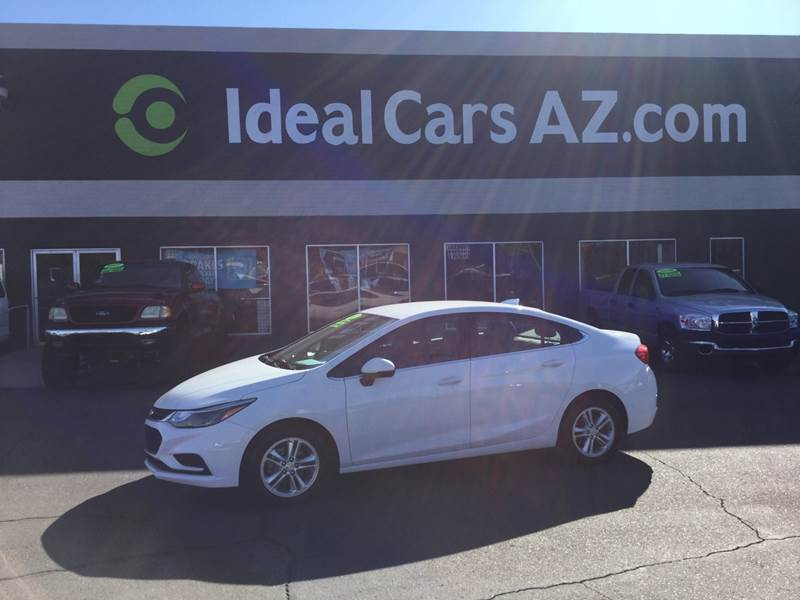 2017 Chevrolet Cruze for sale at Ideal Cars Apache Junction in Apache Junction AZ