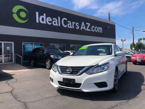 2018 Nissan Altima for sale at Ideal Cars Apache Junction in Apache Junction AZ