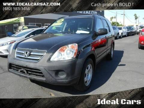 2006 Honda CR-V for sale at Ideal Cars Apache Junction in Apache Junction AZ