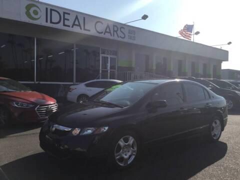2011 Honda Civic for sale at Ideal Cars in Mesa AZ