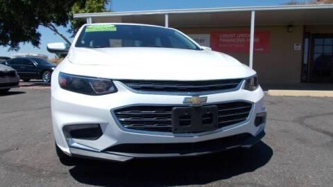 2017 Chevrolet Malibu for sale at Ideal Cars East Mesa in Mesa AZ