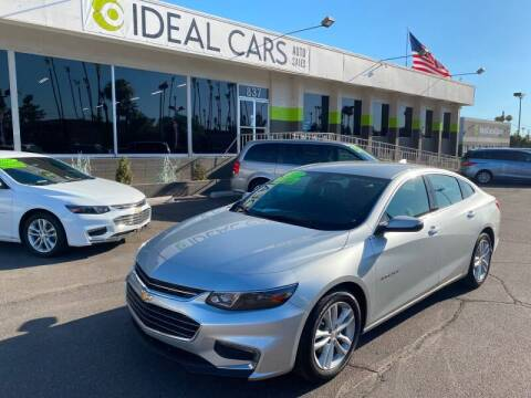 2017 Chevrolet Malibu for sale at Ideal Cars Apache Junction in Apache Junction AZ