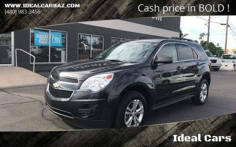 2015 Chevrolet Equinox for sale at Ideal Cars Broadway in Mesa AZ