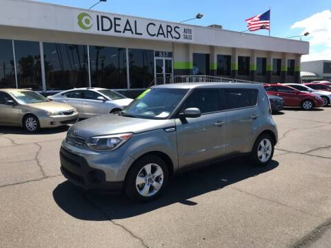 2019 Kia Soul for sale at Ideal Cars Broadway in Mesa AZ