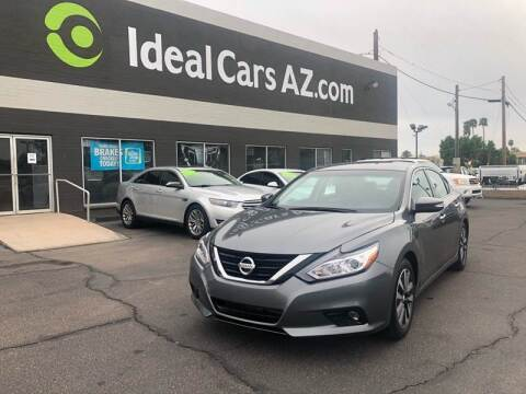 2017 Nissan Altima for sale at Ideal Cars Broadway in Mesa AZ