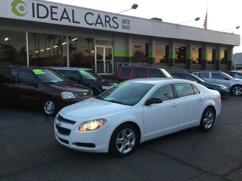 2012 Chevrolet Malibu for sale at Ideal Cars in Mesa AZ