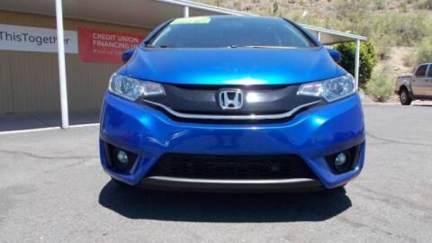 2017 Honda Fit for sale at Ideal Cars East Mesa in Mesa AZ