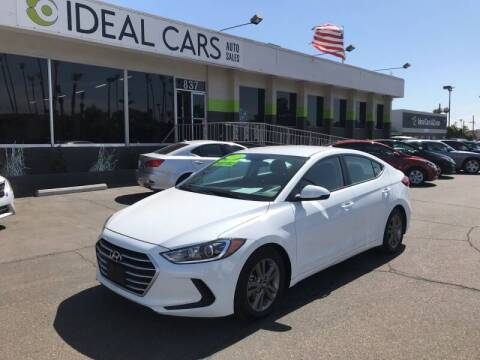2018 Hyundai Elantra for sale at Ideal Cars Apache Junction in Apache Junction AZ