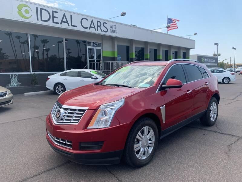 2016 Cadillac SRX for sale at Ideal Cars in Mesa AZ