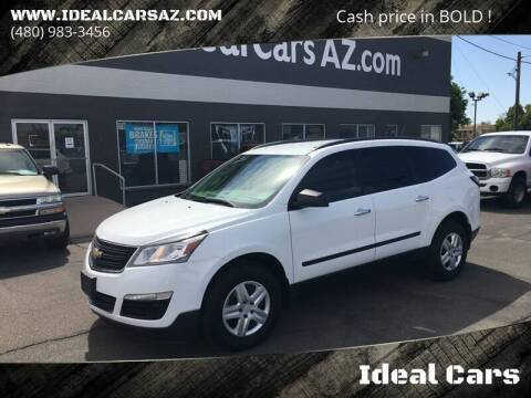 2016 Chevrolet Traverse for sale at Ideal Cars East Mesa in Mesa AZ