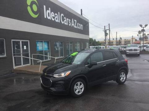 2018 Chevrolet Trax for sale at Ideal Cars Apache Junction in Apache Junction AZ