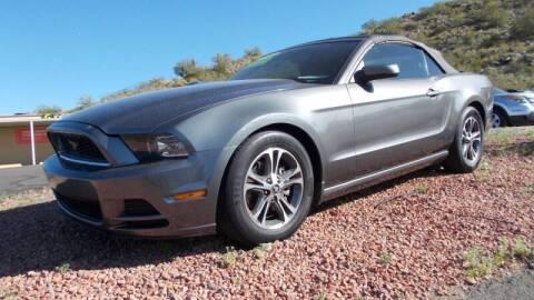 2014 Ford Mustang for sale at Ideal Cars Apache Junction in Apache Junction AZ