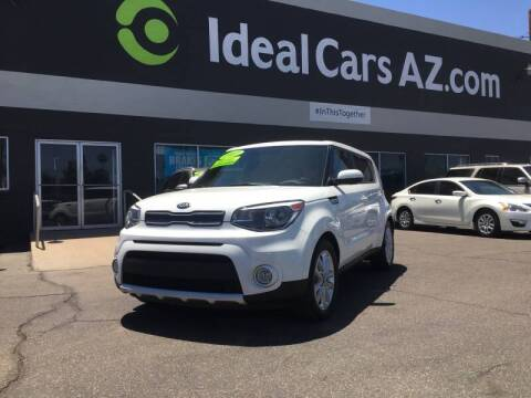 2017 Kia Soul for sale at Ideal Cars Apache Junction in Apache Junction AZ