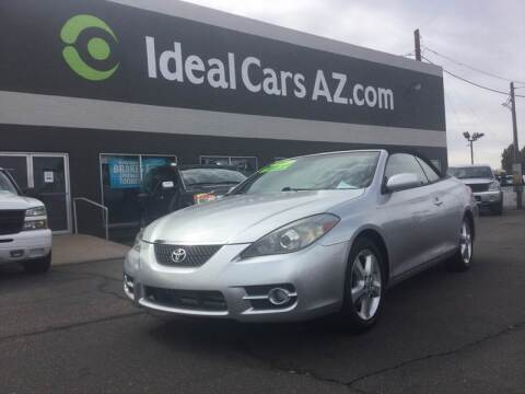 2007 Toyota Camry Solara for sale at Ideal Cars in Mesa AZ