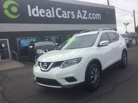 2016 Nissan Rogue for sale at Ideal Cars Broadway in Mesa AZ