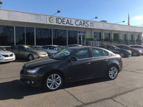 2014 Chevrolet Cruze for sale at Ideal Cars Apache Junction in Apache Junction AZ