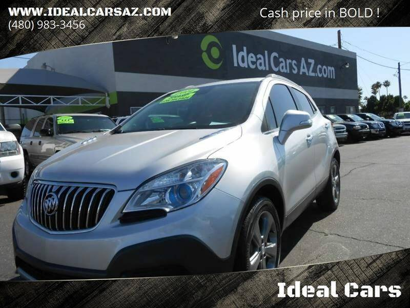 2014 Buick Encore for sale at Ideal Cars Apache Junction in Apache Junction AZ
