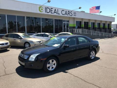 2008 Ford Fusion for sale at Ideal Cars Apache Trail in Apache Junction AZ