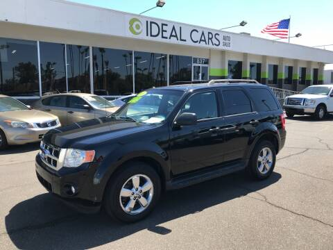 2010 Ford Escape for sale at Ideal Cars East Mesa in Mesa AZ