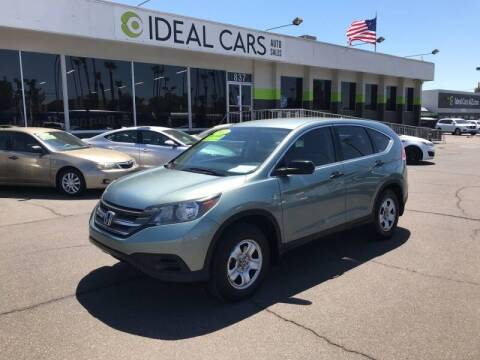2012 Honda CR-V for sale at Ideal Cars Apache Junction in Apache Junction AZ