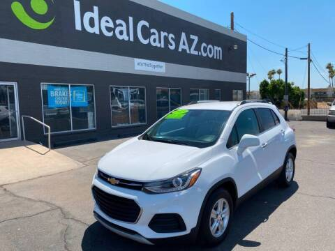 2018 Chevrolet Trax for sale at Ideal Cars East Mesa in Mesa AZ