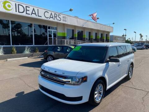 2018 Ford Flex for sale at Ideal Cars Broadway in Mesa AZ